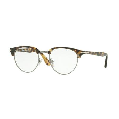 fb519ff22f Eyeglasses Persol PO 8129 V 1056 BROWN/BEIGE TORTOISE - Walmart.com
