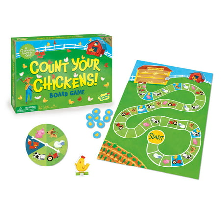Count Your Chickens: Count Your Chickens (Other) - Count Your Chickens Game