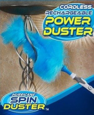 As Seen on TV Hurricane Spin Duster