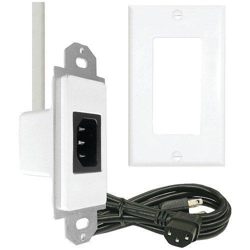 Midlite Iec-46w-6ra Iec Power Inlet & Power Cord