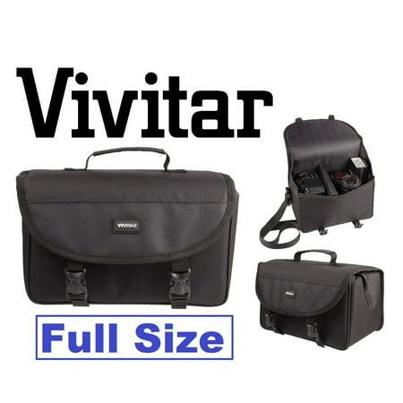 Photo-Video Versatile Camera Bag For Nikon D700 D100 D200 D80 D90 D1 D1H D1x - Nikon D80 Camera Bag