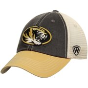 Missouri Tigers Top of the World Offroad Trucker Adjustable Hat - Black - OSFA