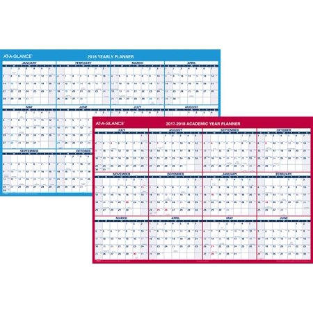 at a glance academic year planner calendars organizers planners