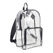 Eastsport Multi-Purpose Clear Backpack
