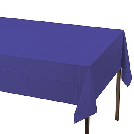 Paper Table Cover - Black And White Paper Tablecloths
