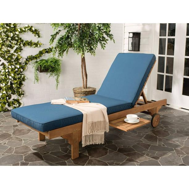 Safavieh Newport Outdoor Modern Chaise, Safavieh Outdoor Furniture Covers