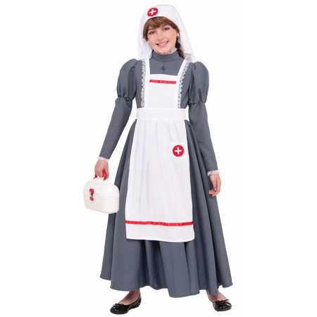 Nurse Civil War Child Costume 77758 Size Medium (8-10)