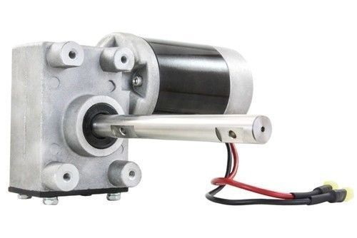Salt Spreader Motor w  Gear Box For Curtis Meyer Lesco Trynex D6106 D6107 by Discount Starter and Alternator
