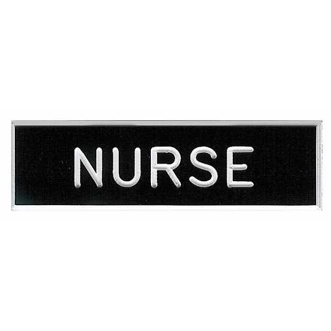 Swanson Christian Supply 52703 Nurse Pin Back Badge Formica - image 1 of 1