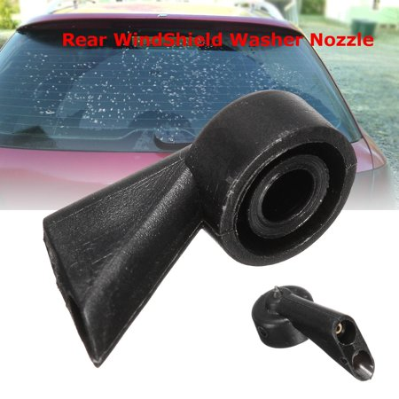 1x 8E9955985 8K9955985A Rear Wiper Washer Nozzle Spray Jet For Audi A1 A3 A4 Audi A4 Windshield Washer