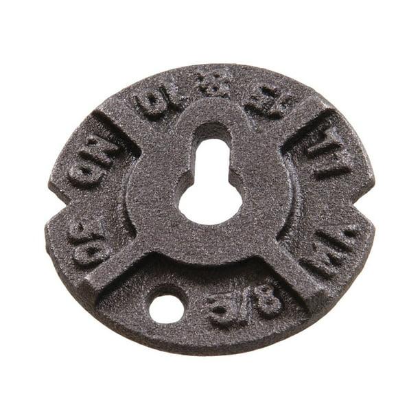 Box Hillman Malleable Washers 1//2  Steel 23
