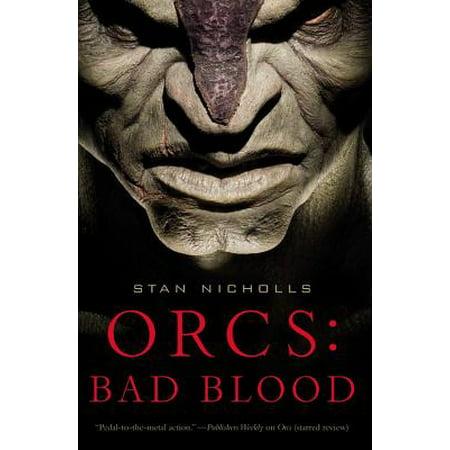 Orcs: Bad Blood - Bad Blood Characters Halloween