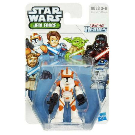 Star Wars Jedi Force Commander Cody Mini Figure