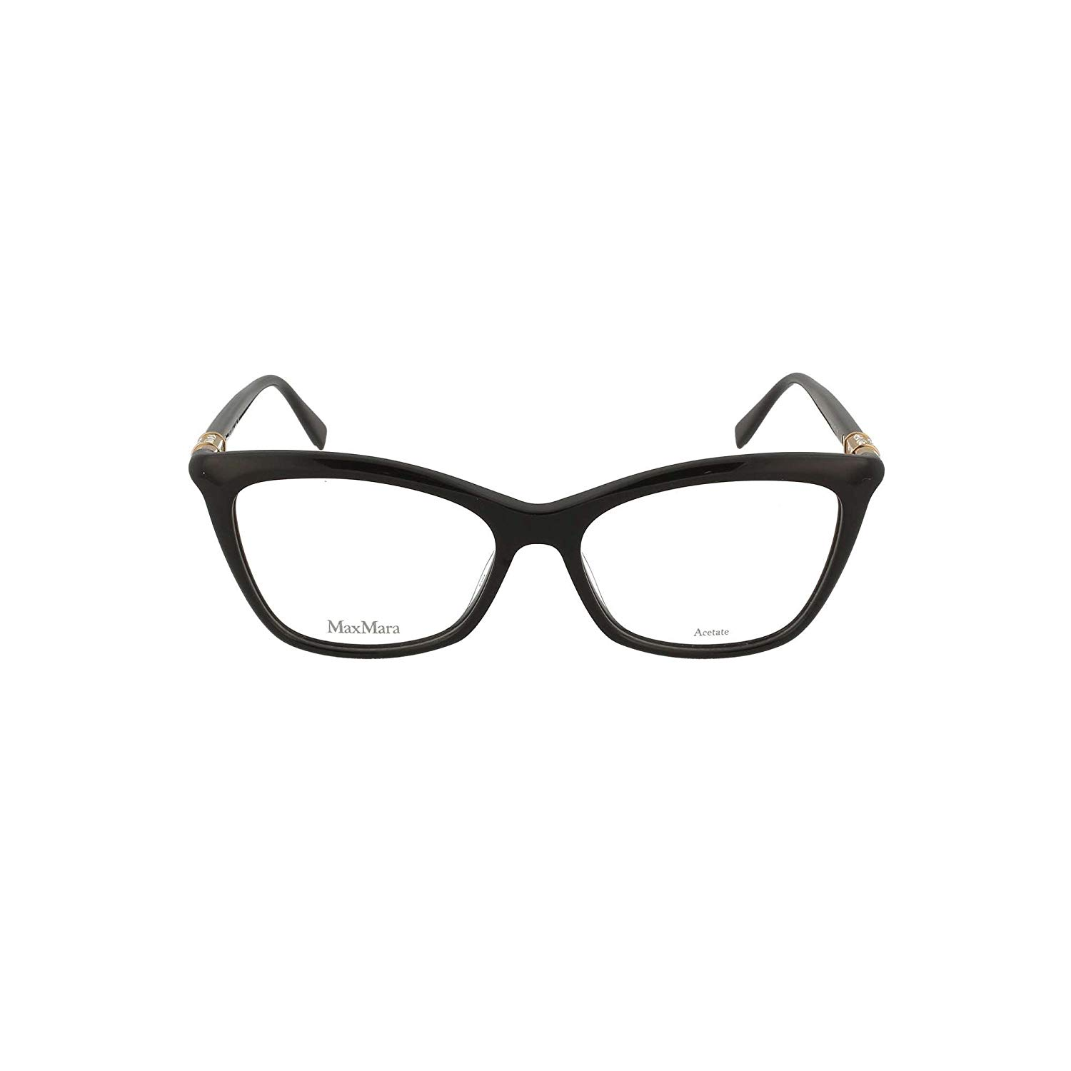 Eyeglasses Max Mara Mm 1339 0807 Black