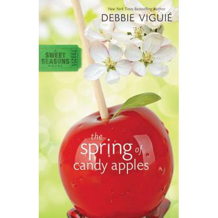 Sweet Seasons Novels (Paperback): The Spring of Candy Apples - Gold Candy Apples