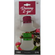 Evri 2pk Dressing To Go Containers