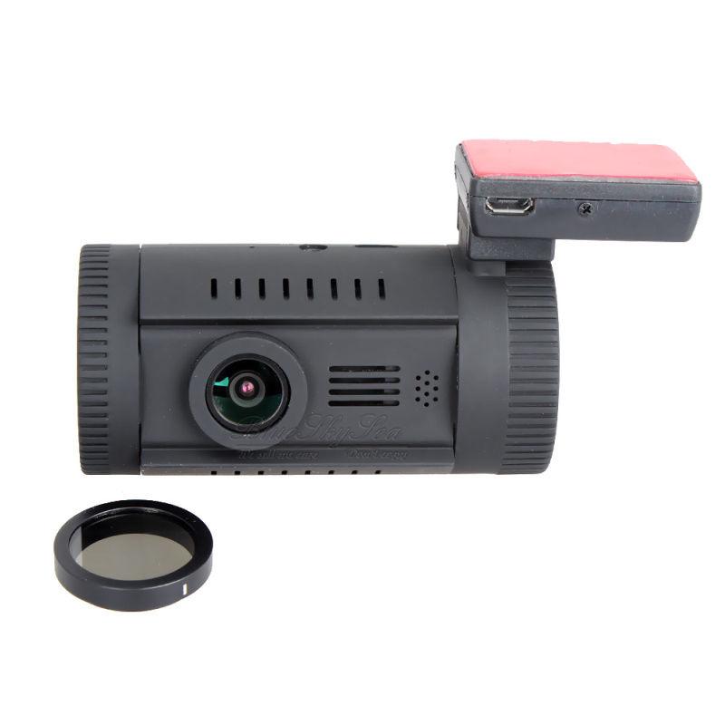 Mini 0826 Ambarella A7LA50 HD 1296P Car GPS Dash Camera D...