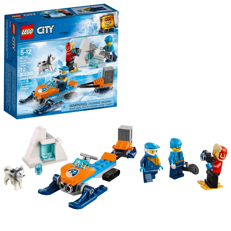 LEGO City Arctic Expedition Arctic Exploration Team60191
