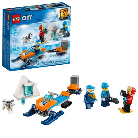 LEGO City Arctic Expedition Arctic Exploration Team 60191