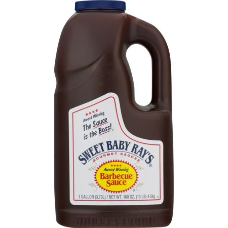 Sweet Baby Ray's Barbecue Sauce, 160 oz (Best Southern Bbq Sauce)