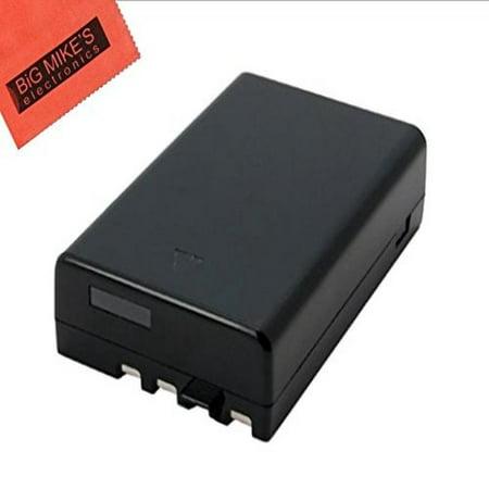 D-LI109 Battery for Pentax K-R, K-S1, K-S2, K-30, K-50, K-70, K-500 Digital SLR Camera ()
