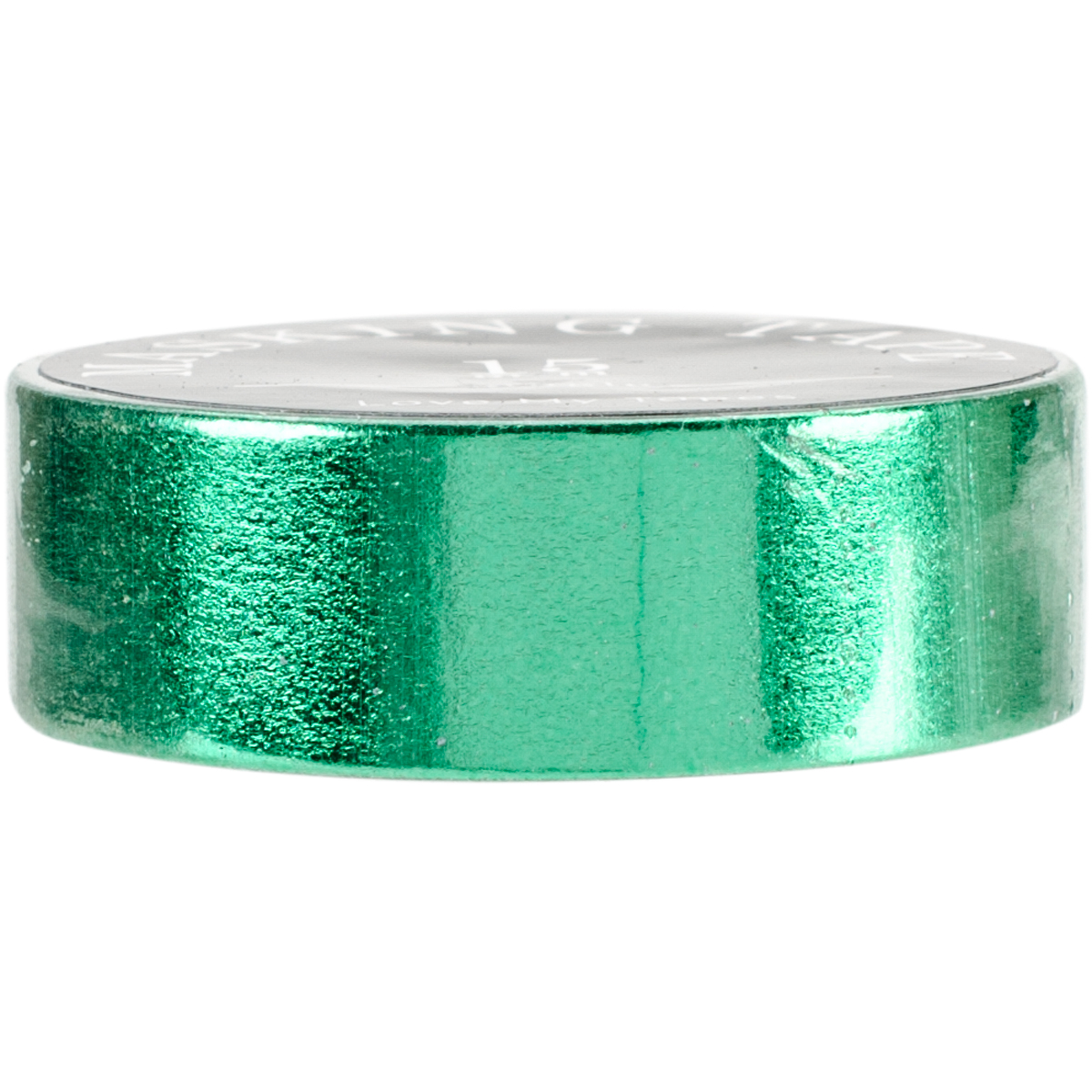 Love My Tapes Foil Washi Tape 15mmx10m-Green