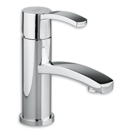 - American Standard Berwick Monoblock Single-Handle Bathroom Faucet in Brushed Nickel