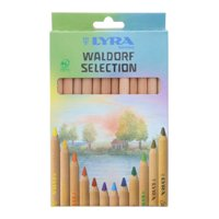 Lyra Super FERBY Colored Pencils Waldorf Set