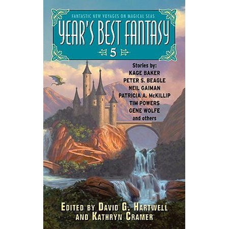 Year's Best Fantasy 5 - eBook