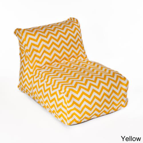 chateau designs Chevron indoor/ Outdoor Beanbag Chair