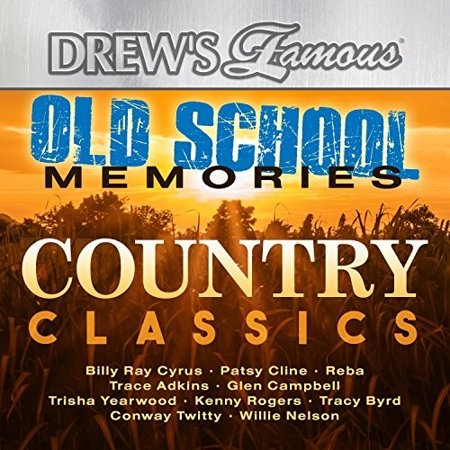 Old School Memories - Country Classics (CD)