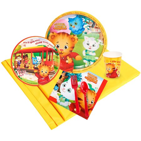 Daniel Tiger's Neighborhood Party Pack for 24](Daniel The Tiger Birthday Party)