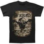Avenged Sevenfold Men's  Class Of Slim Fit T-shirt Black