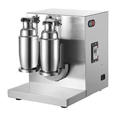 happybuy milk tea shaker double frame milk tea shaking machine 400r ...