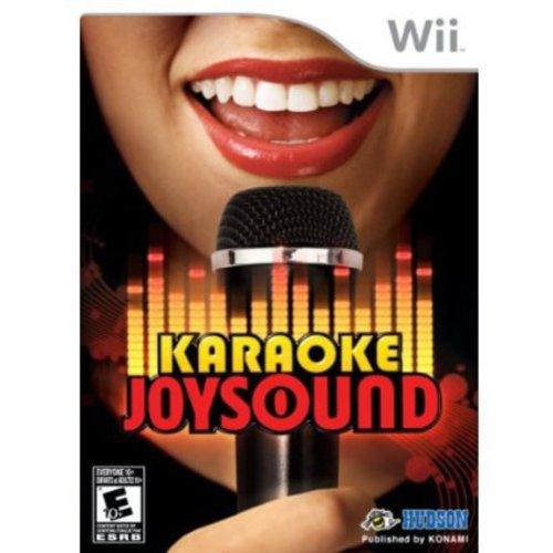 Karaoke Josound - Nintendo Wii (Game & Microphone Bundle)