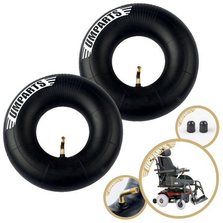 3 00 4  10 X3   260X85mm  Heartway Tiara R   P4asr   Mobility Scooter Rear Drive Wheel Tire Inner Tube Innertube Replacement  Set Of 2