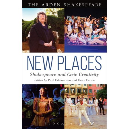 New Places: Shakespeare and Civic Creativity - eBook