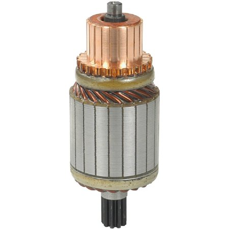 New Armature For 028200-6250 136896 300-52008 300-52016 3200 35090-3200 4584 5090-3200 61-8211 613-019 6146-1411 64-29-19075 A957119 ND028200-6250 RAS5880 WSA19309