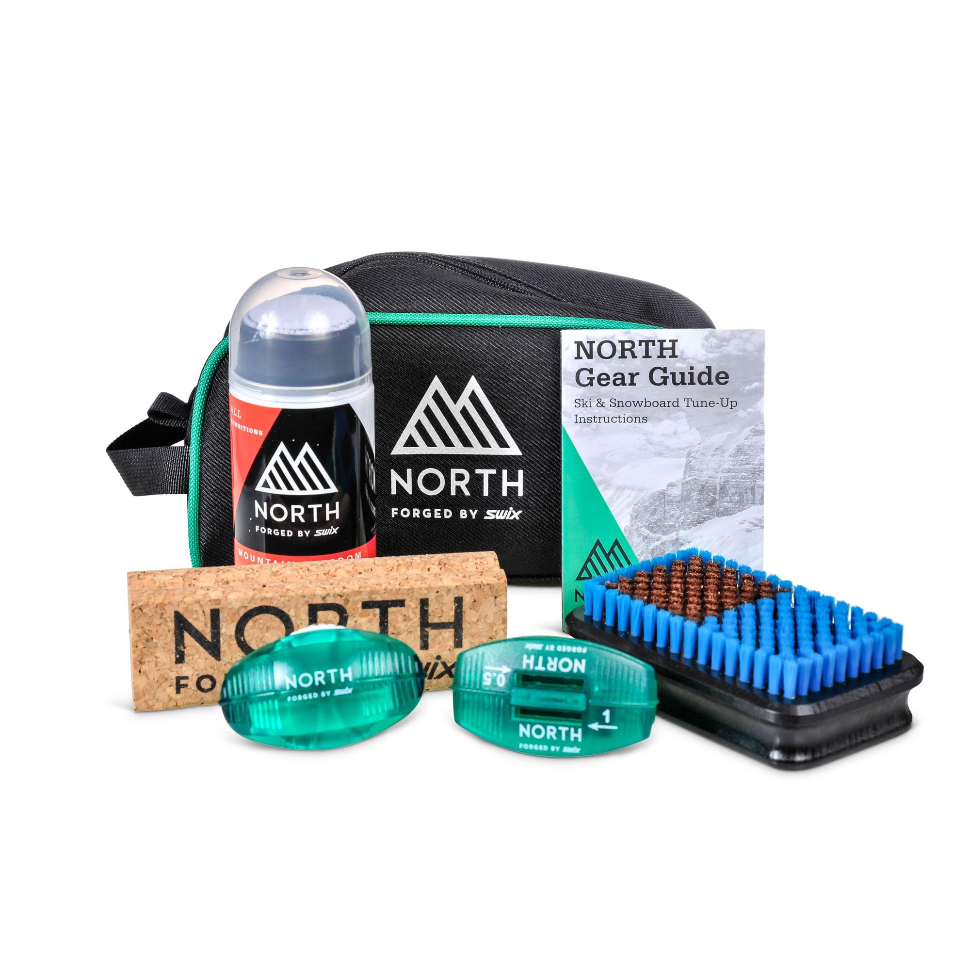 Swix North Ski Snowboard Wax Tuning Kit Shuttle by Swix