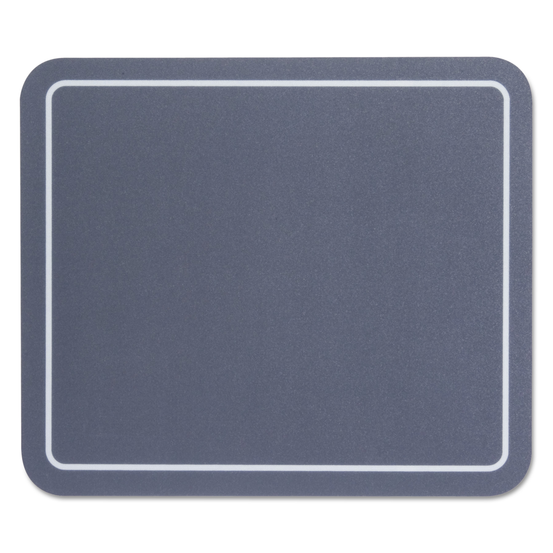 Kelly Computer Supply Optical Mouse Pad, 9 x 7-3/4 x 1/8, Gray