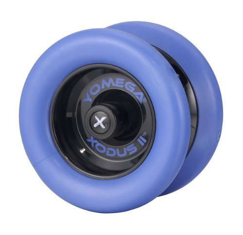 Yomega Xodus II Yo-Yo - Blue and Black