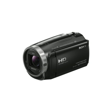 HDR-CX675/B Full HD Handycam® Camcorder with Exmor R™ CMOS sensor