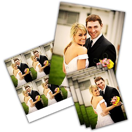 Standard print package walmartcom for Wedding photo print packages