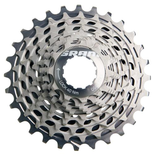 2012 SRAM Red XG-1090 X-Dome 11-23 Road Bike Cassette