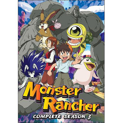 Monster Rancher: The Complete Season 3 (4 Discs) (Full Frame)