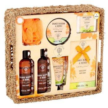The Orange Tree Orange Blossom & Neroli Body Gift Set (8-Pc.)