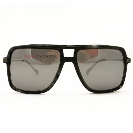 New Dita Sunglasses Westbound Grey Tortoise 57mm Authentic (Dita Herren Sonnenbrillen)