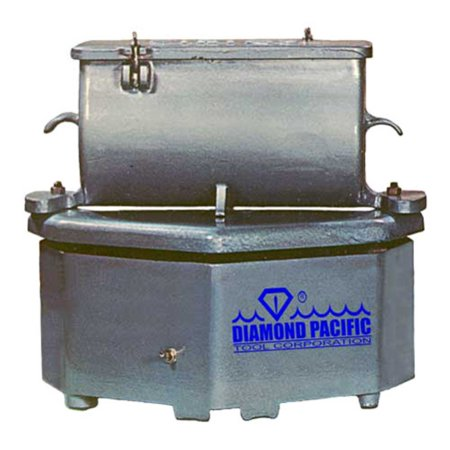 Diamond Pacific Vt 14 Heavy Duty Vibra Sonic Vibrating Rock Tumbler