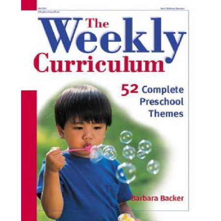 The Weekly Curriculum By Backer, Barbara/ Waites, Joan (ILT) - image 1 de 1