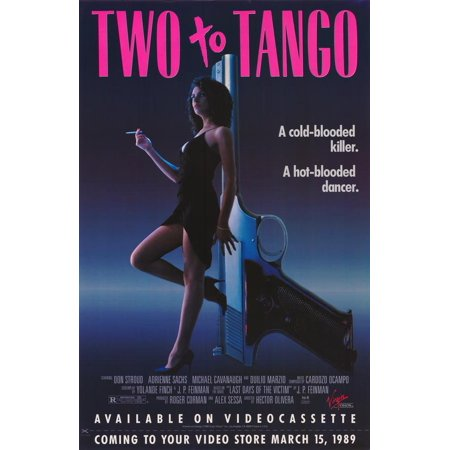 Two to Tango POSTER Movie Mini Promo